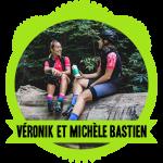 Véronik et Michèle Bastien