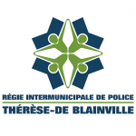 Logo Régie intermunicipale de police Thérèse-de Blainville