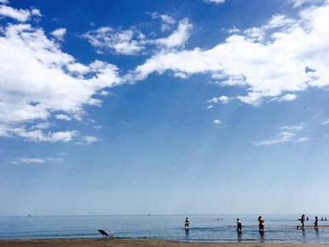 Parlee Beach, Shédiac, N-B